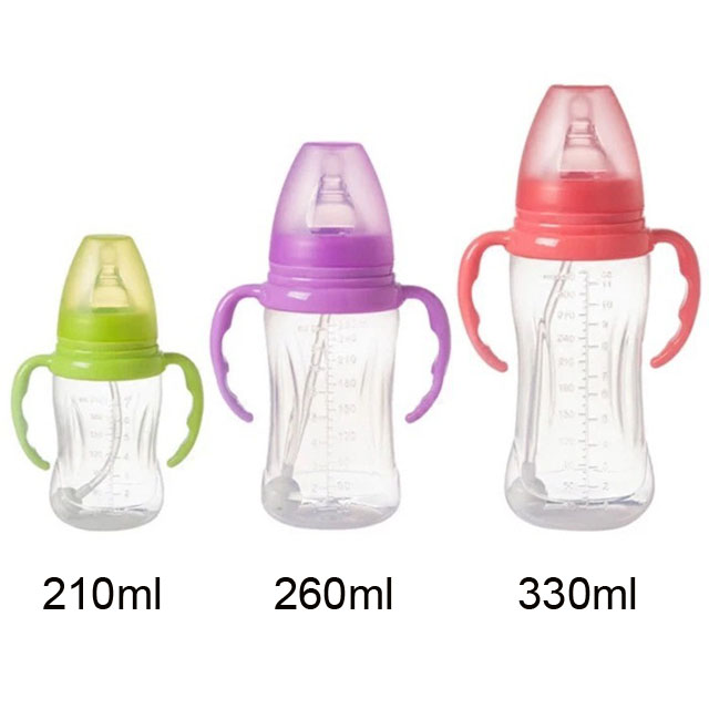 Wholesales PP wide neck baby feeding bottle from China