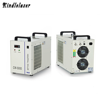 industrial CO2 laser machine cooling system CW-5000 water chiller
