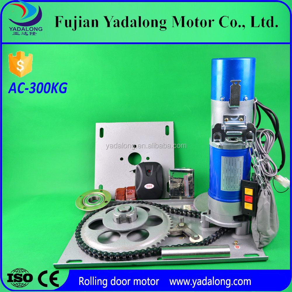 Wholesales Low Price 300KG motorized door engine