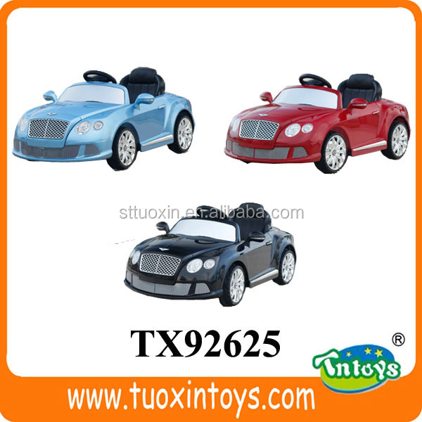 Kids Remote Control Power Ride On Car For Kids In India