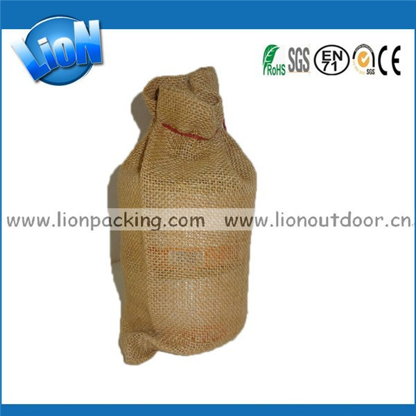 Fashion Economic Jute Sack, Big Storage Gunny Bag