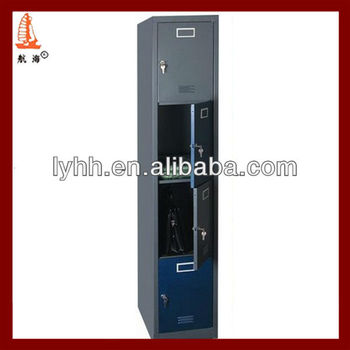 fashion design best selling high quality vertical 4 door steel employee lockers - Employee Lockers