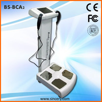 body analyzer fat measuring machine beauty & personal care machine BS-BCA2