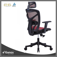 ergonomic study chair with neck support
