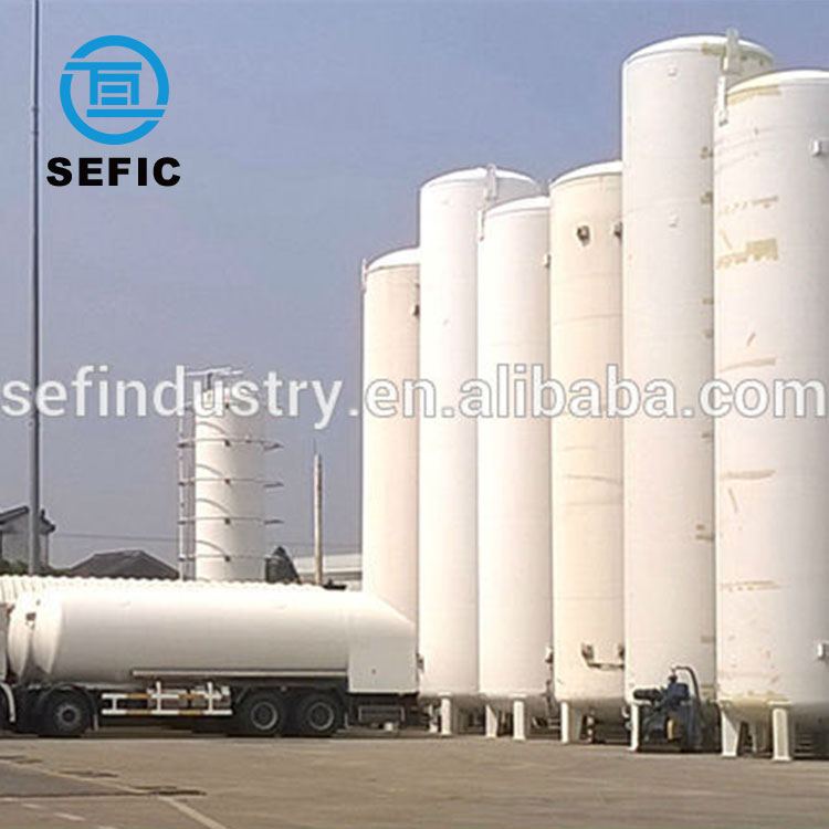 20m3 Storage Tank Agriculture Water Storage Tank Cryogenic Tank