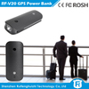 Real-time tracking Long standby time gps power bank portable gps/gsm/gprs tracker