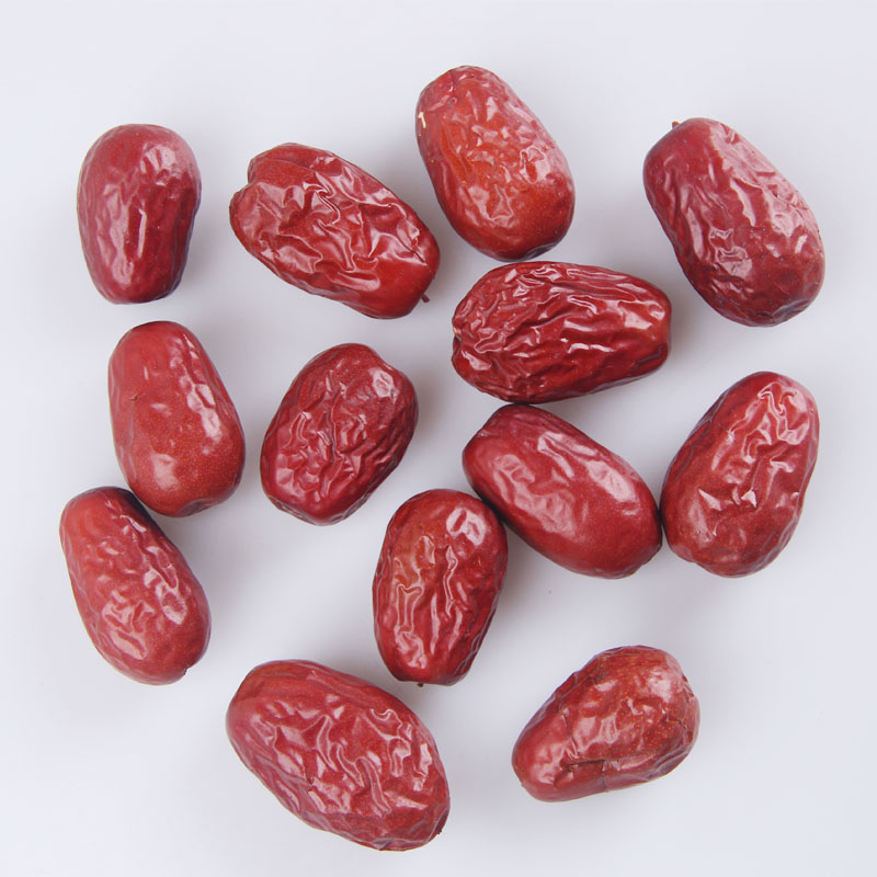 Dates for Tea  Natural Dried Red Dates Chinese Red Dates for Tea