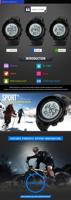 Skmei Fashion Style Digital Watch Instructions 1127 - Buy Fashion ...
