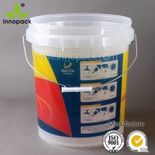 duidelijke chemicaliën 20 liter plastic <span class=keywords><strong>emmer</strong></span> <span class=keywords><strong>verpakking</strong></span>