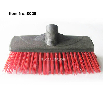 Hq0029 With Strong Iron Handle Plastic Deck Brush Buy Plastic Deck Brush Deck Brush Strong Deck Brush Product On Alibaba Com