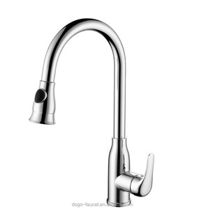 Pull out Faucet Pull Down Kitchen Faucet 2-Function Water Outlet Mixer Tap