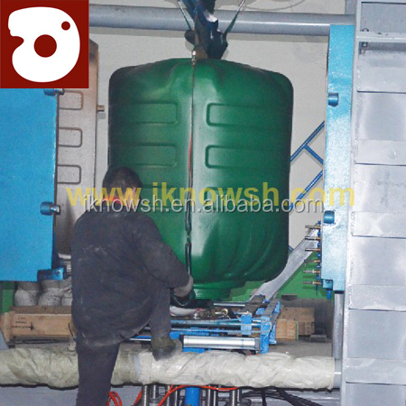 rubber water tank mold