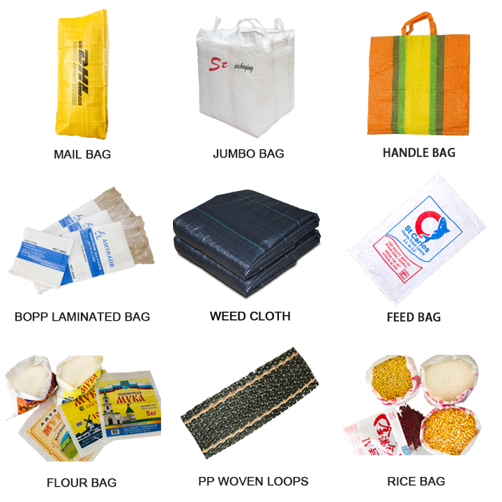 25kg 50kg blue pp woven fertilizer plastic packing bag with liner by china supplier