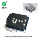 AC motor controller for golf carts, shuttle buses, tricycles