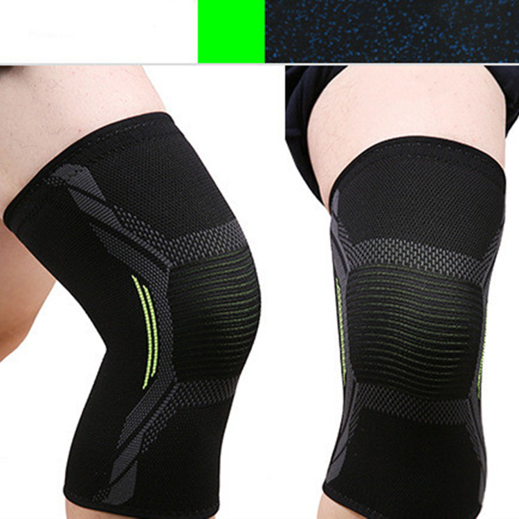 Breathable Anti-Slip Elastic Durable Sport Knee Pads for Support and Protection for Summer