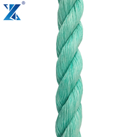 CHNLINE 3 strand polypropylene rope for towing trawling net