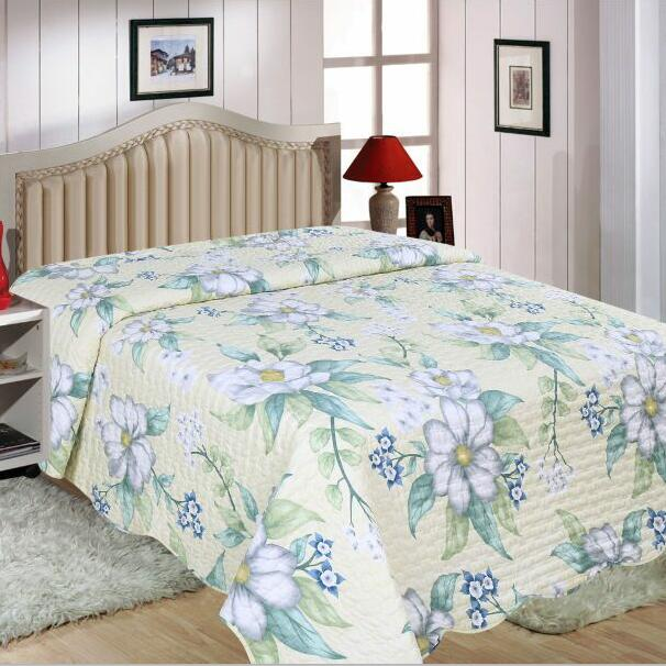 Custom Printing Polyester Queen Comforter Cover