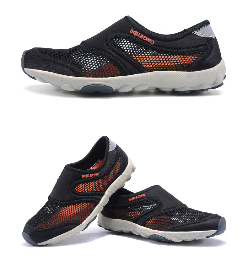 China Wholesale Aquatwo Brand Breathable Quick Dry Unisex Aqua Water Shoes