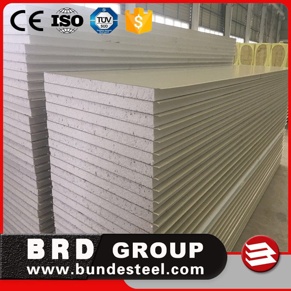 Easy Install 50mm EPS Core Fire Retardant Wall <strong>Panels</strong>