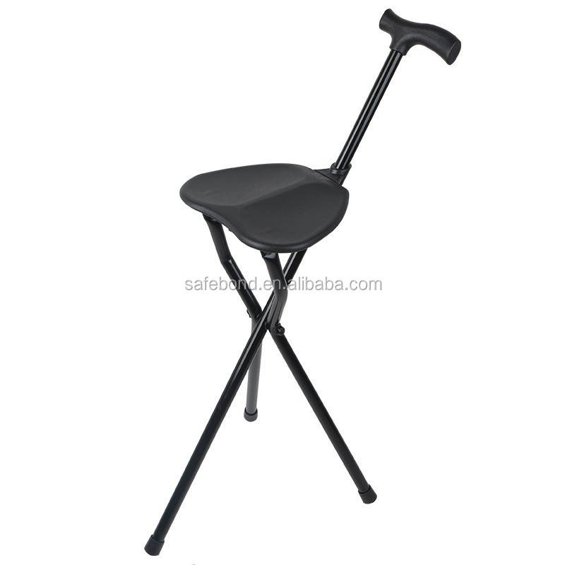 Easy Use Walking Stick With Chair Seat Cane   Buy Easy Use Seat  Cane,Walking Stick With Chair,Seat Cane Product On Alibaba.com