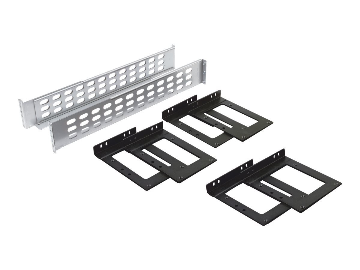 APC Rack Rail Kit Components Other SRTRK2, Gray