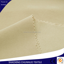 Chunnuo Textile Polyester Woven Wool Peach Fabric for Garment