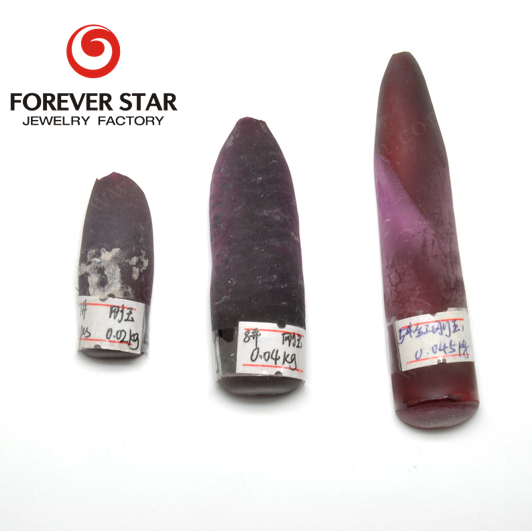 Factory Price Wholesale Synthetic Corundum Rough Synthetic Ruby Rough