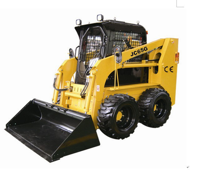 Alta sicurezza skid steer loader made in china