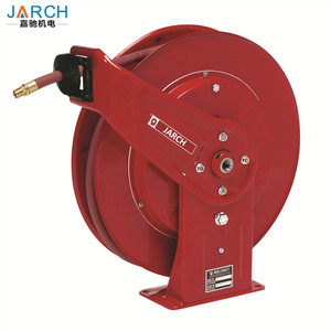 Empty industrial type extension cable reel drum 30m 60m power cord reel for hoist
