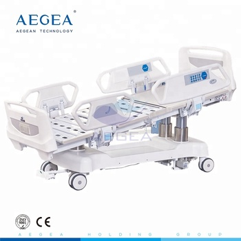 Luxury icu automatic electric motor tilting chair position adjustable medical hospital beds for sale