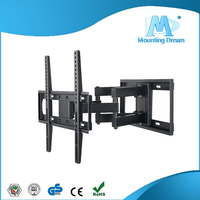 Mounting dream full motion articulating swivel TV Wall Mount for 26