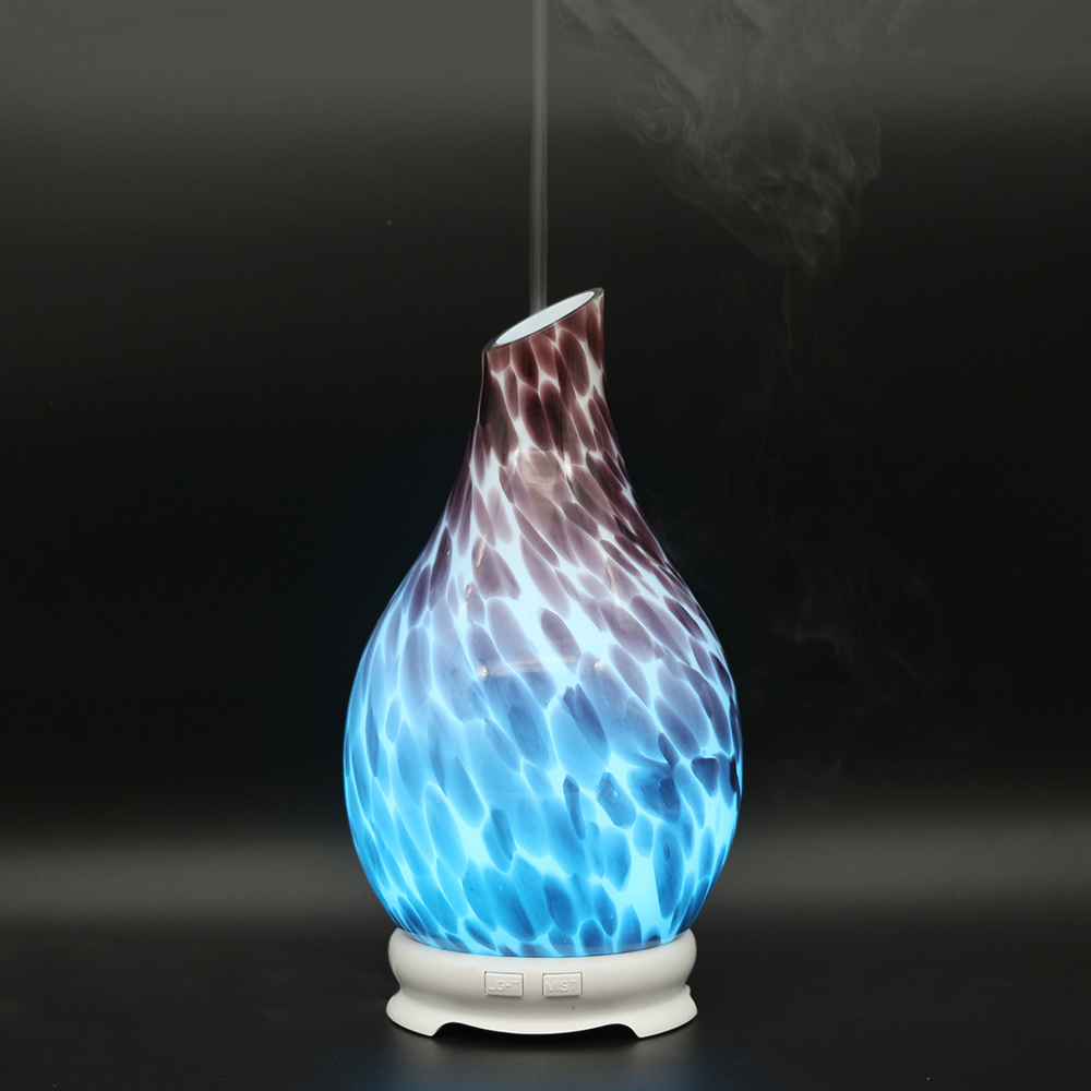 glass diffuser aroma essential oil 2018 new humidifier atomizer ultrasonic diffuser