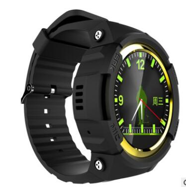 <strong>v16</strong> GPS smart watch phone for seniors anti lost
