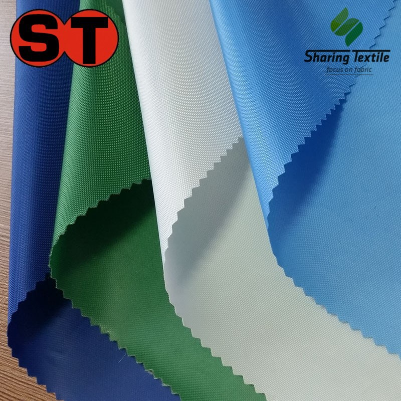 Manufacture Directly Tpe Oxford Bag Fabric/Tpe Oxford Tent Fabric/Tpe Oxford Luggage Fabric