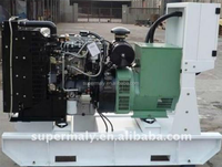 100kva lovol generator with canopy made in Supermaly