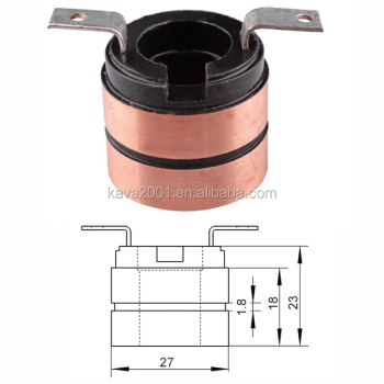 Slip Ring For Delco CS121, CS130 Series IR/EF Alternators,28-1854