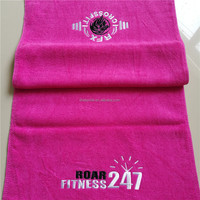OEM Factory Gym Fitness Fabrics Yoga Towel
