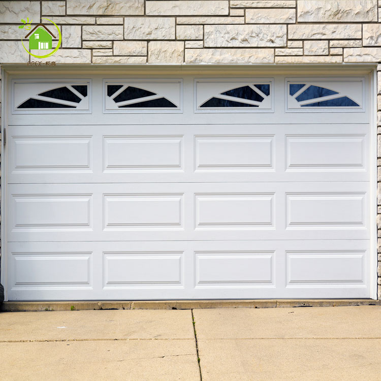 Electric 9x8 Single Panel Garage Doors Residential View 9x8 Garage
