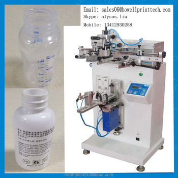 Onda Silkscreen Label Printing Machine