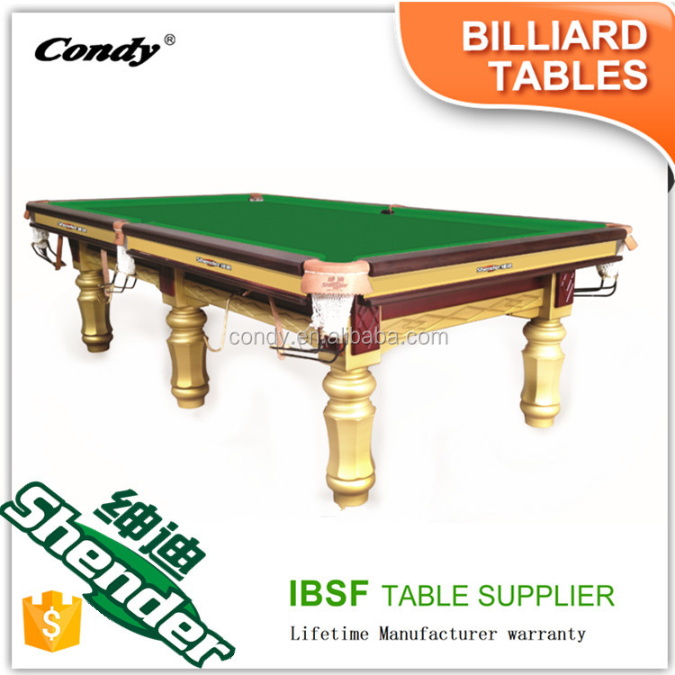 Shender Top Quality Star Snooker Pool Table Buy Snooker Pool Table - Star pool table