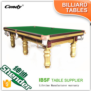 Charmant Shender Top Quality Star Snooker Pool Table