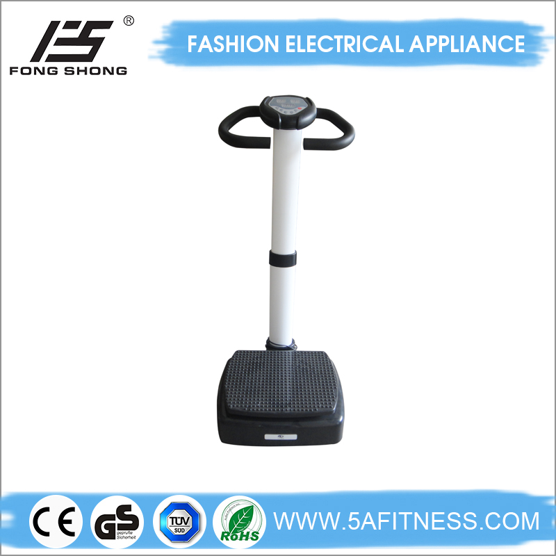 New design combination vibration fitness plate machine with CE,ROHS and GS