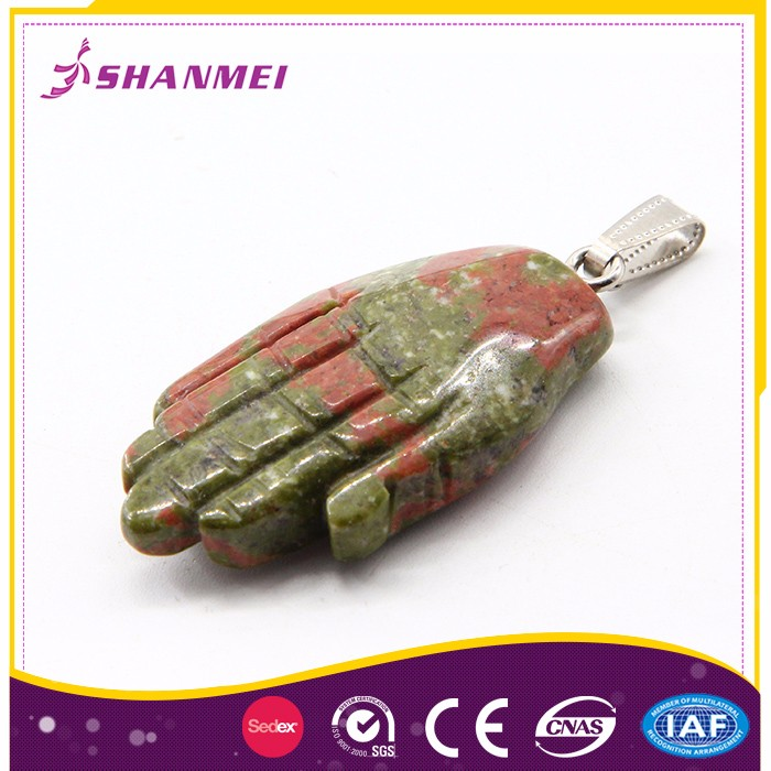 Rapid Delivery 2016 Blue Sandstone Jewelry Pendant