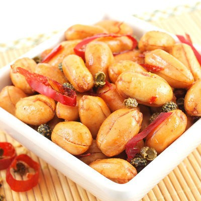 Sichuan Chilli Flavored Roasted Peanut