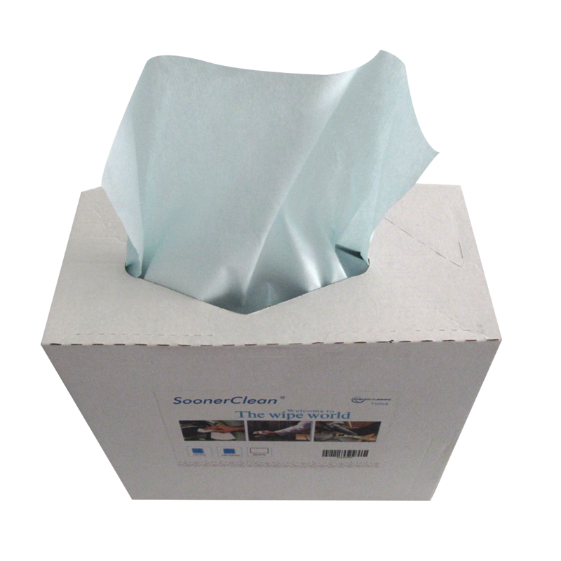 Full Size Disposable Lint Free Car Washing Cloth Wipes