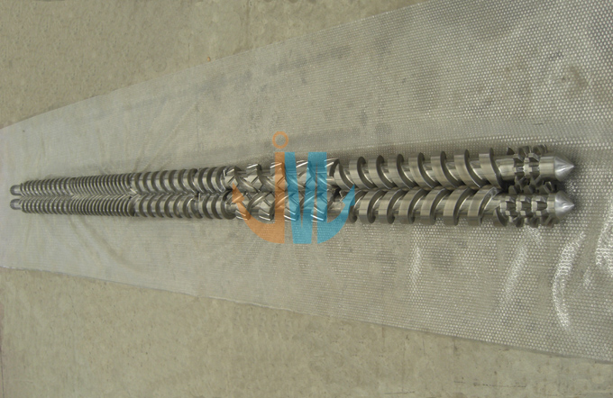 92 Kabra parallel twin screw for rigid PVC pipe