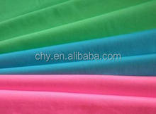 100% c 45*45 133*72 wholesale cotton dyed plain poplin for making clothes