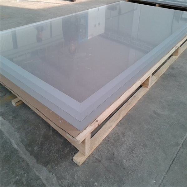 Clear Colors Cast Acrylic Sheets Factory