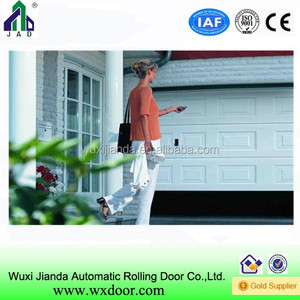luxury sectional garage door manufacture over 20 years in China