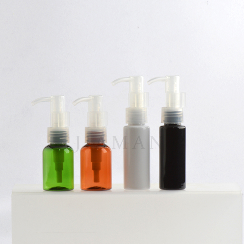 35ml Plastic Serum Dropper Luxury PP Dropper Bottle For Essential Oil